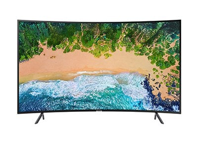 "Τηλεόραση Samsung 55"" Curved Smart LED 4K HDR UE55NU7302KXXH"