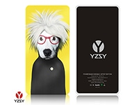 Powerbank YZSY PETS ROCK Soap 5000 mAh 2.1A