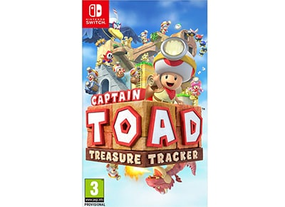 Captain Toad: Treasure Tracker - Nintendo Switch Game