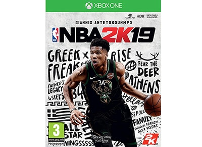 NBA 2K19 - Xbox One Game