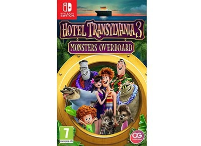 Hotel Transylvania 3: Monsters Overboard - Nintendo Switch Game