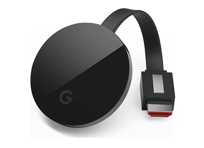 Media Streamer Google ChromeCast Ultra