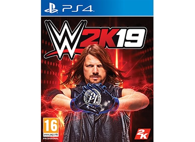 WWE 2K19 - PS4 Game
