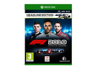 F1 2018 Headline Edition - Xbox One Game
