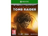 Shadow of the Tomb Raider Croft Edition - Xbox One Game