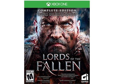 Lords of the Fallen Digital Complete Edition - Xbox One Game