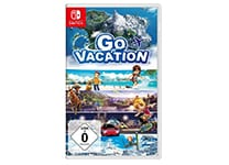 Go Vacation - Nintendo Switch Game