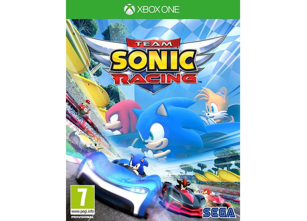 Team Sonic Racing - Xbox One Game
