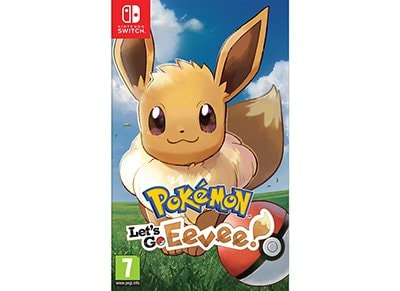Pokemon Let's Go Eevee! - Nintendo Switch Game