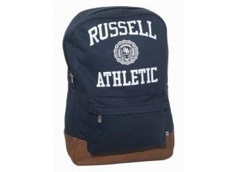 5487b2480d Τσάντα Πλάτης Russell Rak Harvard Μπλε Λευκό