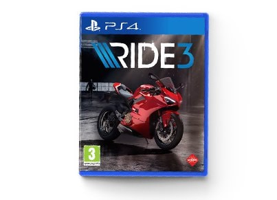 Ride 3 - PS4 Game