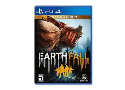 Earthfall Deluxe Edition – PS4 Game