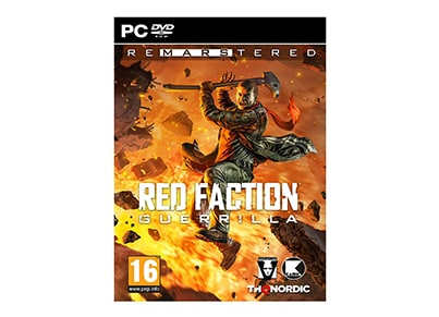 Red Faction Guerrilla Re-Mars-tered - PC Game