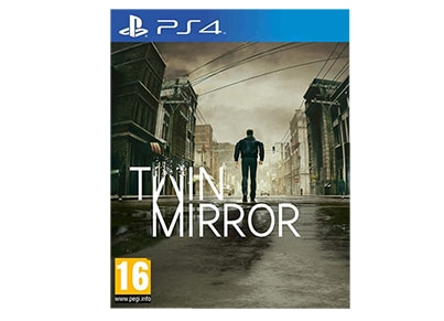 Twin Mirror – PS4 Game