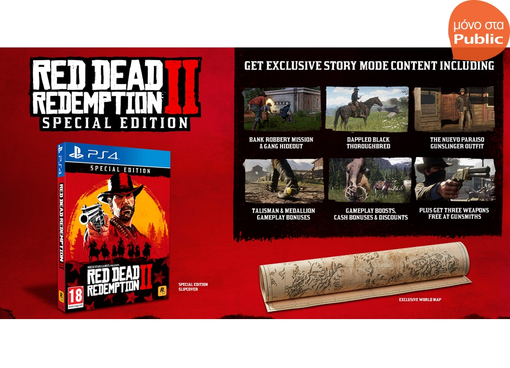 Eb games ps4 red dead redemption 2
