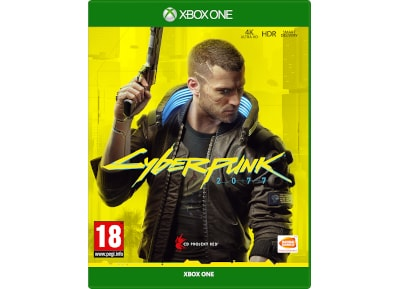 Cyberpunk 2077 – Xbox One Game