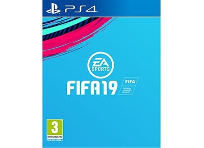 PS4 Used Game: FIFA 19