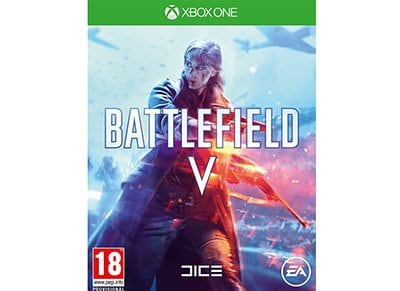 Xbox One Used Game: Battlefield V