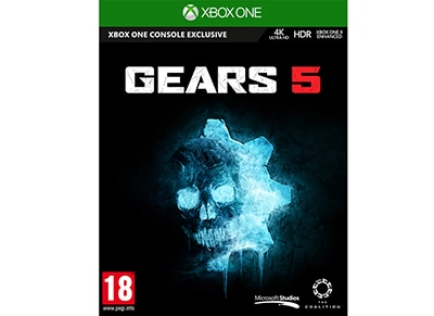 Xbox One Used Game: Gears of War 5