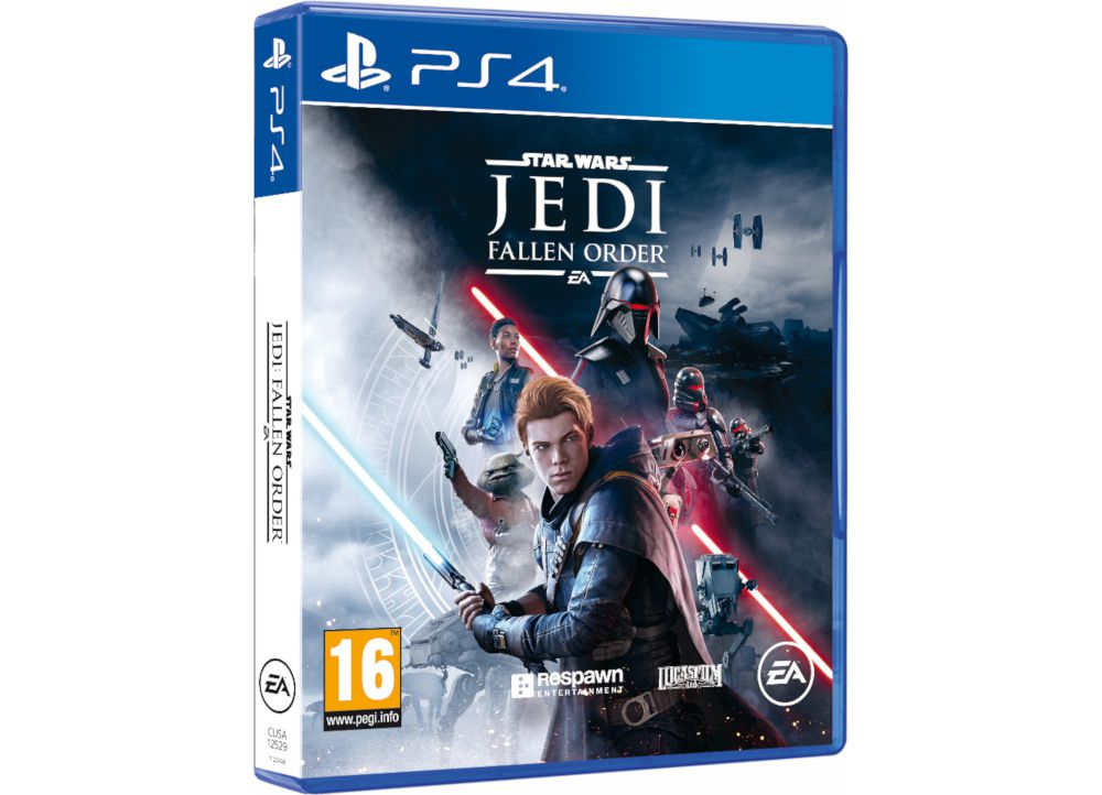 Star Wars: Jedi Fallen Order - PS4 Game