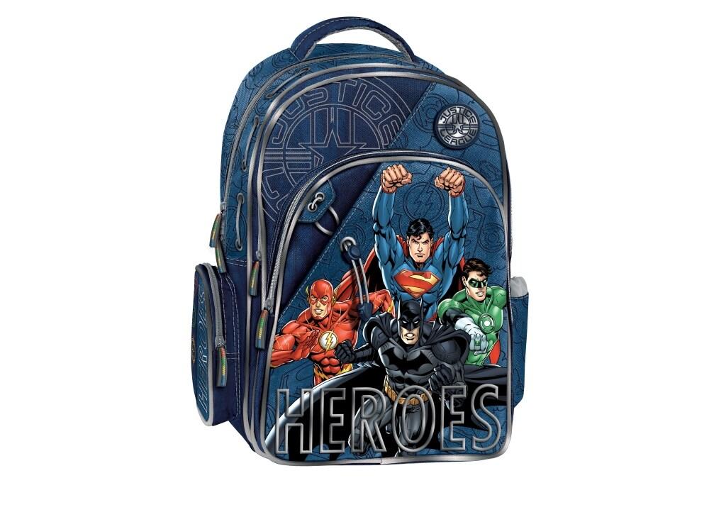 2419341342 Τσάντα Πλάτης Justice League Justice League