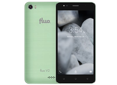 Fluo V2 8GB Mint - 4G Smartphone