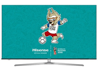 "Τηλεόραση Hisense 55"" Smart LED Ultra HD HDR H55U7A"