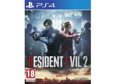 Resident Evil 2 Remake - PS4 Game
