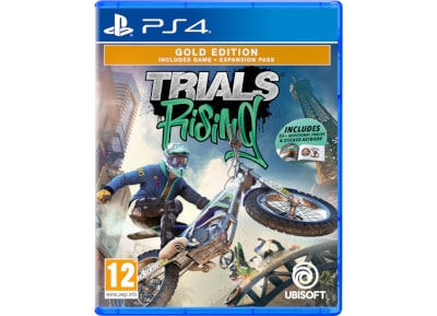 Trials Rising – PS4 Game