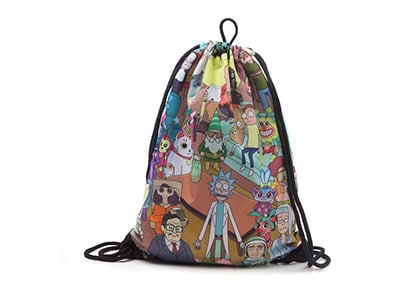 Τσάντα Bioworld Rick and Morty Sublimation Backpack