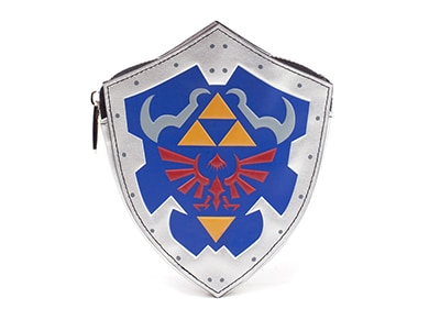Πορτοφόλι Bioworld The Legend of Zelda Shaped Coin Shield