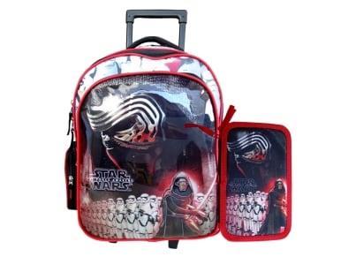db56429e61 Τσάντα Τρόλεϋ Paxos Star Wars με Δώρο Κασετίνα Γεμάτη