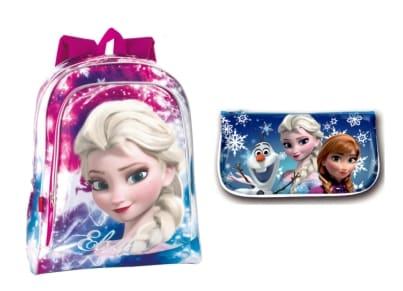 8dbca9231bf Τσάντα Πλάτης Paxos Frozen με Δώρο Κασετίνα