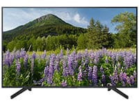 "Τηλεόραση Sony 65"" Smart LED Ultra HD HDR KD65XF7096BAEP"