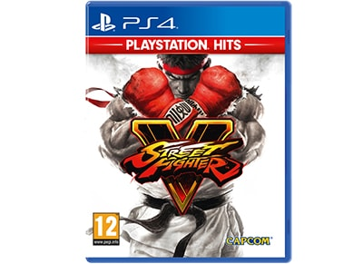 Street Fighter V Hits - PS4 Game