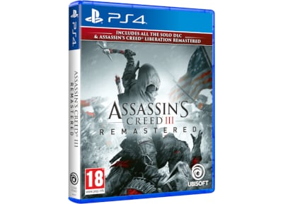 Assassin's Creed III Remastered – PS4 Game