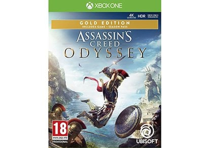 Assassin's Creed Odyssey Gold Edition - Xbox One Game