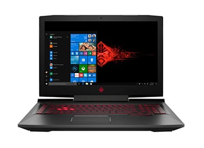 "Laptop HP Omen 17.3"" (i7-8750H/12GB/1TB & 128 GB/GTX 1050 4GB) 17-AN120NV"