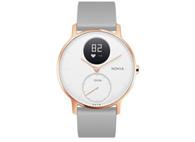 Smartwatch Nokia Steel HR 36mm Gold/Grey