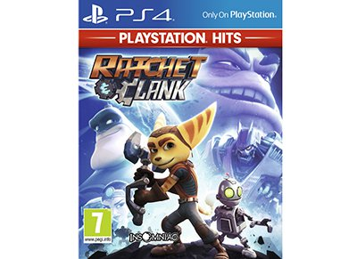 Ratchet & Clank PlayStation Hits - PS4 Game gaming   παιχνίδια ανά κονσόλα   ps4