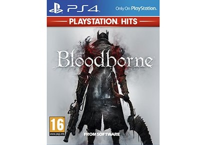 Bloodborne PlayStation Hits - PS4 Game gaming   παιχνίδια ανά κονσόλα   ps4