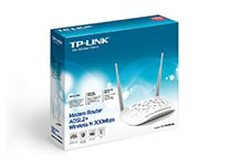TP-Link TD-W8961N Wireless N ADSL2+ Modem Router