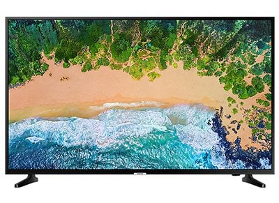 "Τηλεόραση Samsung 55"" 4K HDR UE55NU7022KXXH Smart TV"