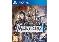Valkyria Chronicles 4 - PS4 Game