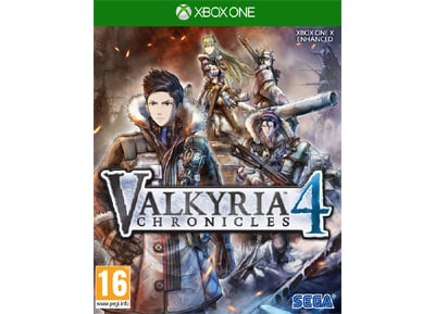 Valkyria Chronicles 4 – Xbox One Game