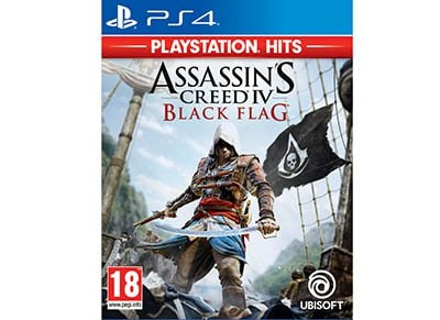 Assassin's Creed IV: Black Flag PlayStation Hits - PS4 Game