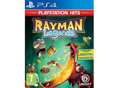 Rayman Legends PlayStation Hits - PS4 Game gaming   παιχνίδια ανά κονσόλα   ps4