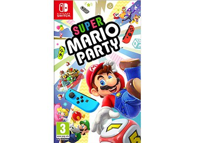 Super Mario Party – Nintendo Switch Game