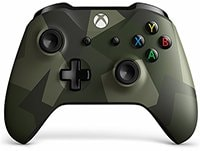 Microsoft Xbox One Controller Armed Forces II Χειριστήριο Πράσινο