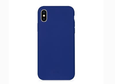 Θήκη Apple iPhone XR - Puro Icon Cover - Dark Blue